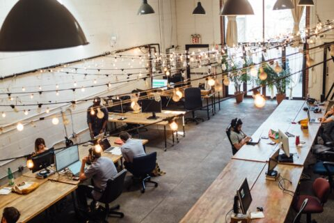 Coworking spaces around the world