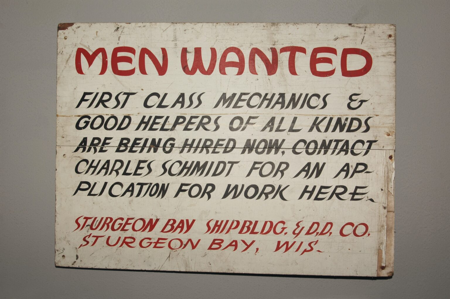 men wanted - inclusive language is key in recruitment